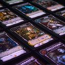 Court of the Dead: Mourners Call cards