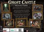 Ghost Castle back of the box