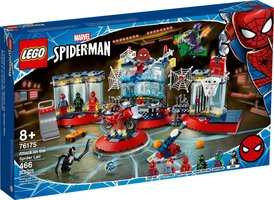 LEGO® Marvel Attack on the Spider Lair