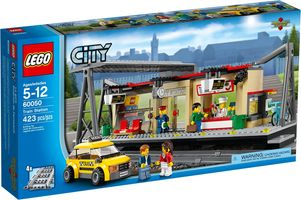 LEGO® City Train Station