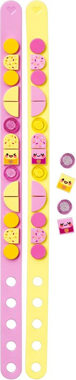 Ice Cream Besties Bracelets components