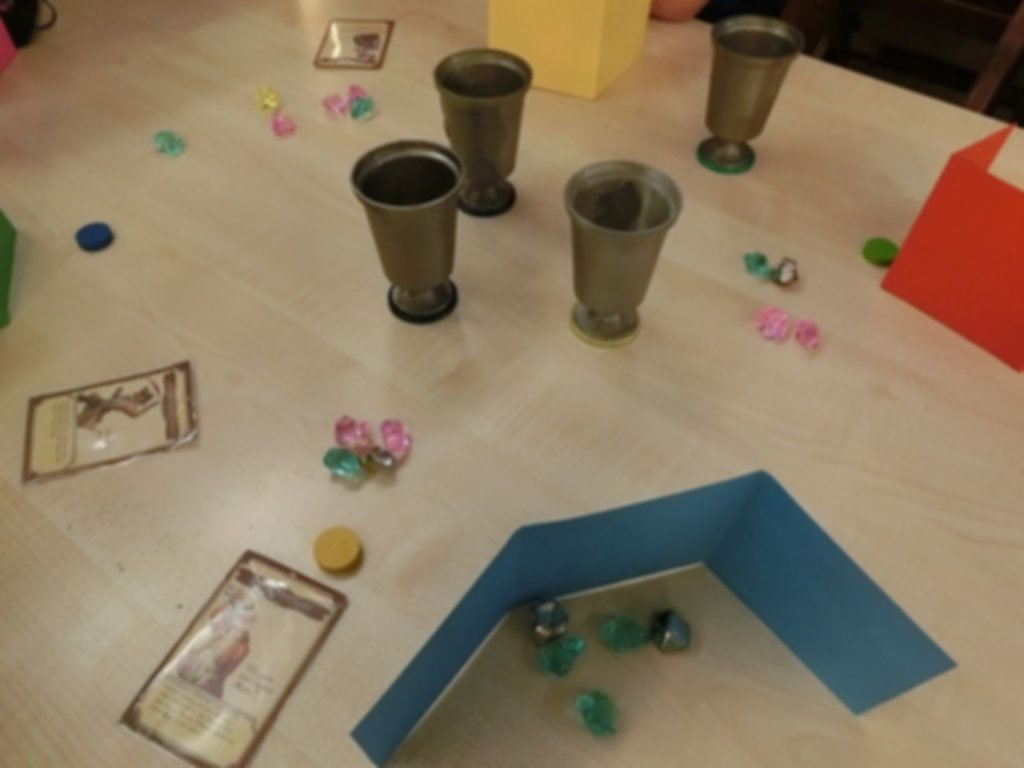 Raise Your Goblets gameplay
