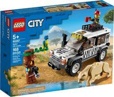 LEGO® City Safari Off-Roader