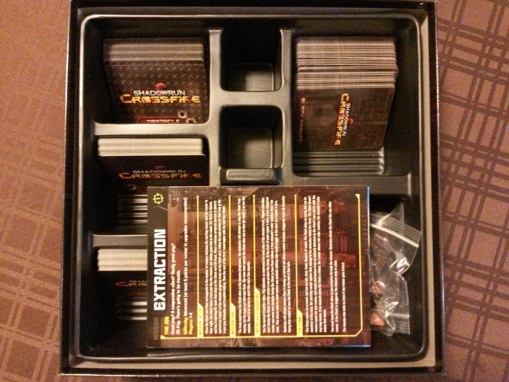 Shadowrun: Crossfire box