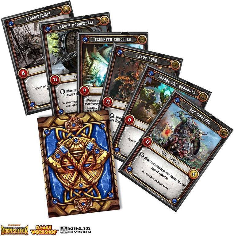Doomseeker cards