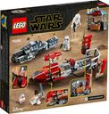 LEGO® Star Wars Pasaana Speeder Chase back of the box