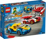 Racing Cars back of the box