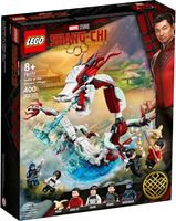 LEGO® Marvel Battle at the Ancient Village