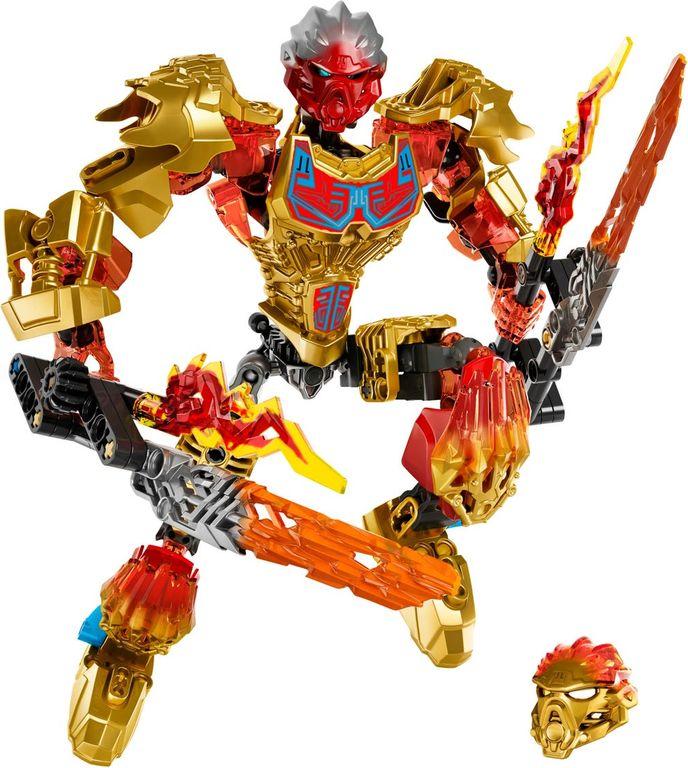 Tahu Uniter of Fire components