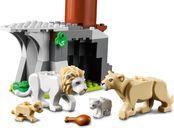 LEGO® City Wildlife Rescue Camp animals