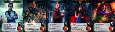 Legendary Encounters: A Firefly Deck Building Game cards