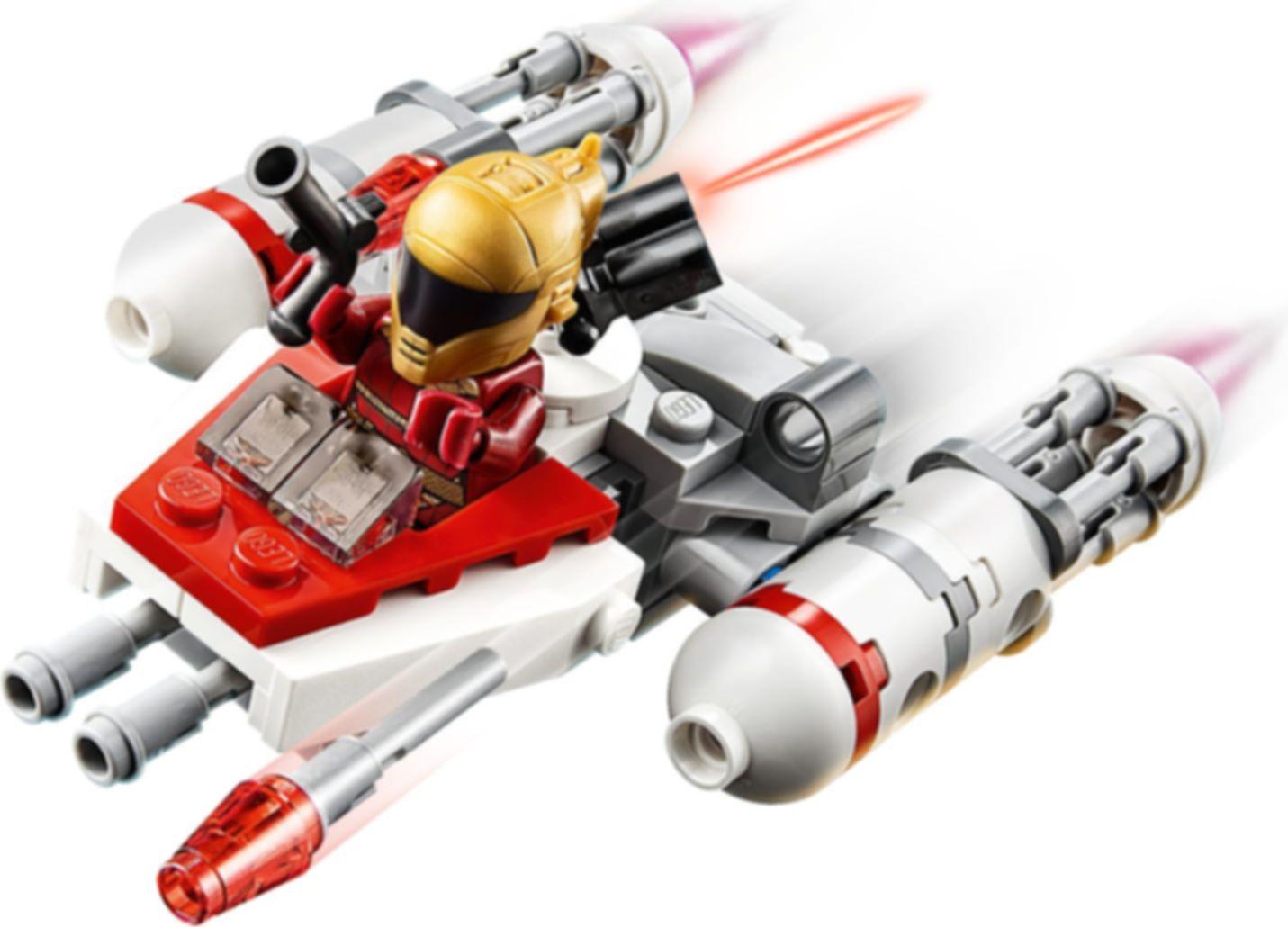 Resistance Y-wing™ Microfighter gameplay