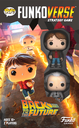 Funkoverse Strategy Game: Back to the Future 100 – Marty McFly & Doc Brown