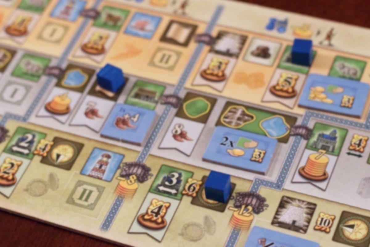 Isle of Skye: Journeyman gameplay