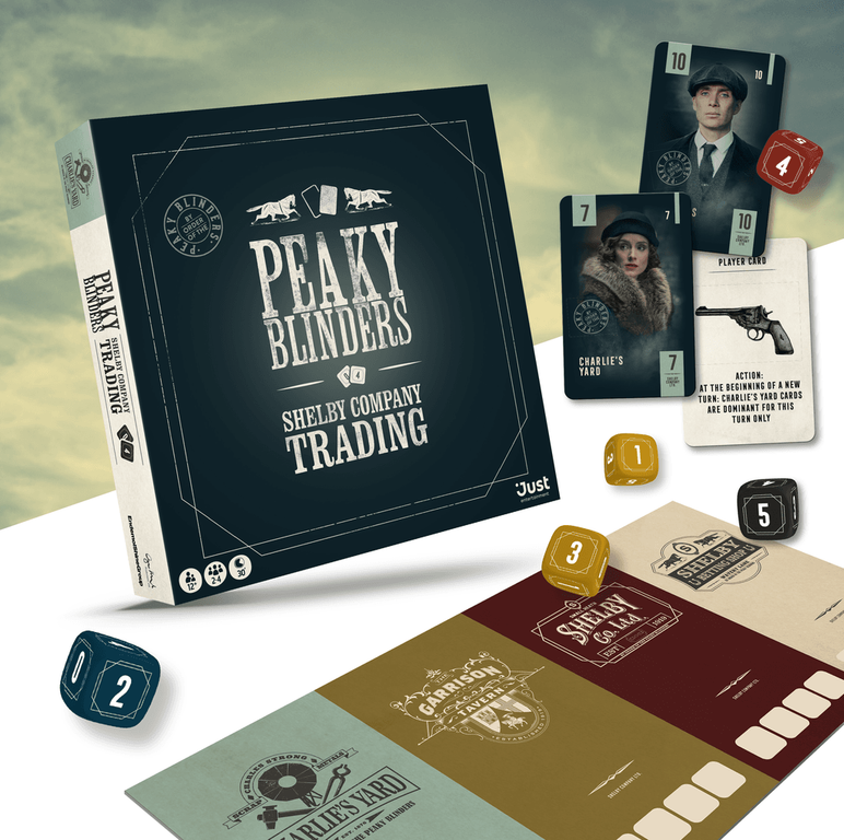 Peaky Blinders: Shelby Company Trading components