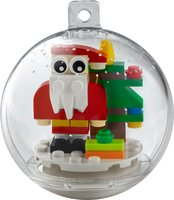 Christmas Ornament Santa