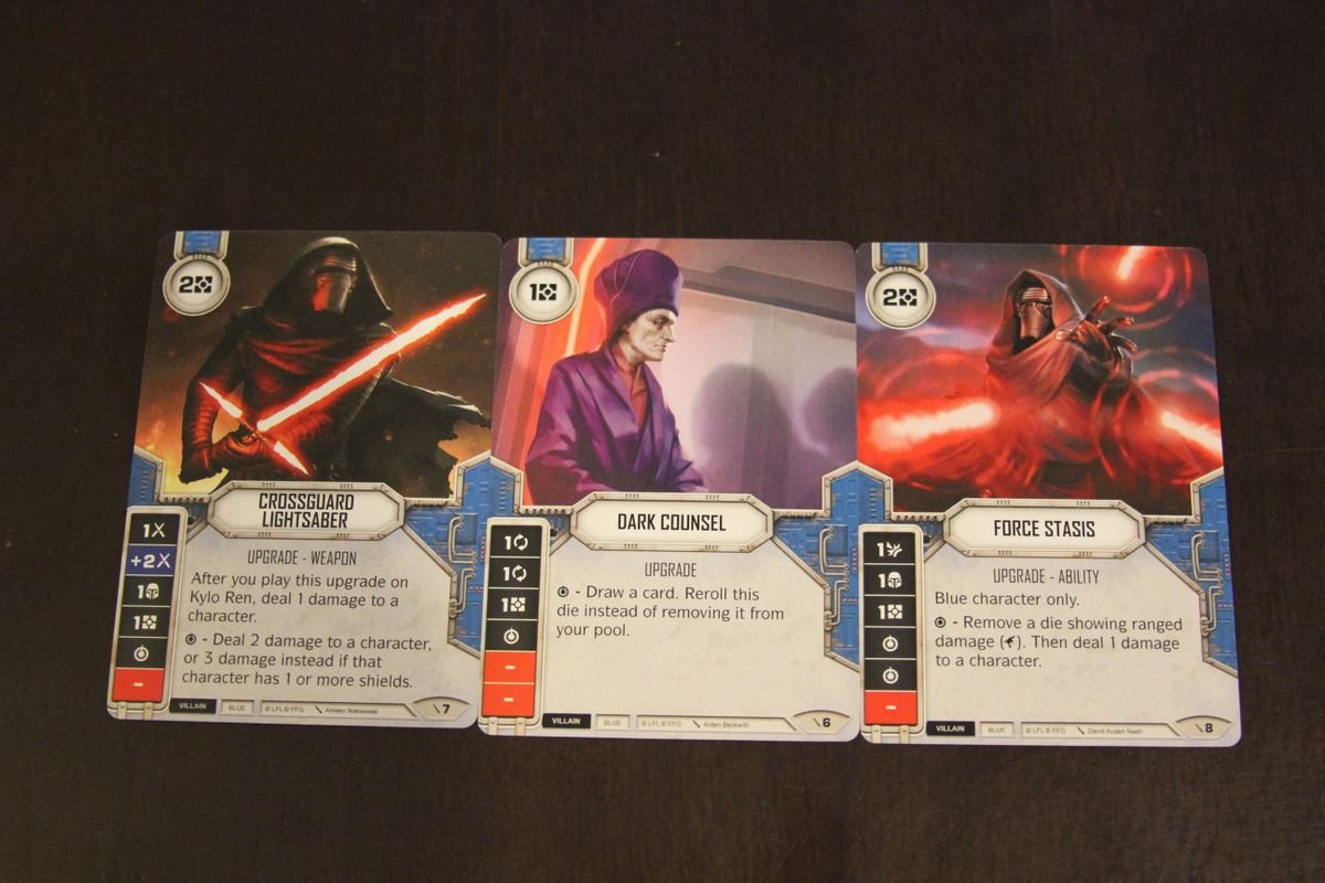 Star Wars: Destiny - Two-Player Game cards