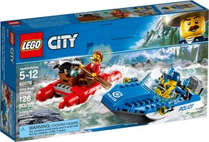 LEGO® City Wild River Escape