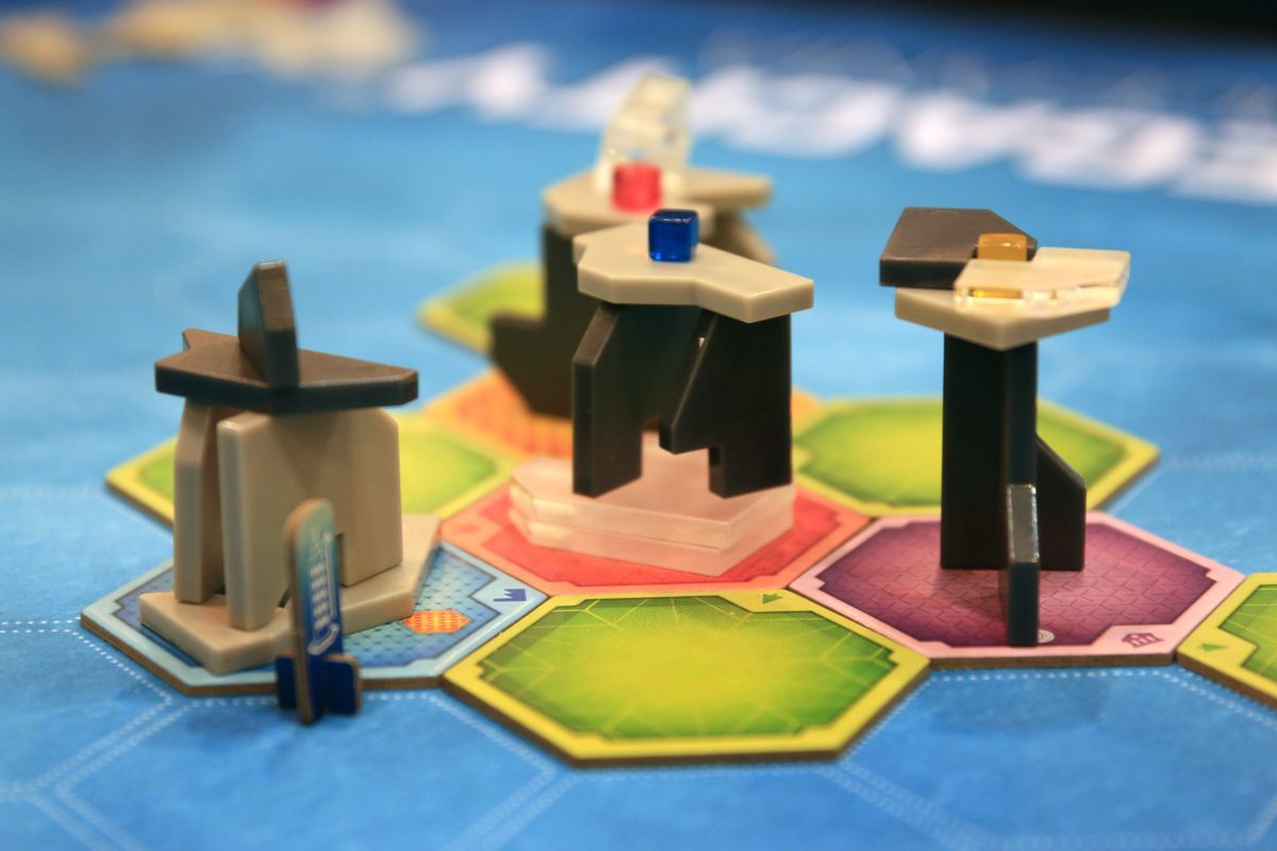 MegaCity: Oceania components