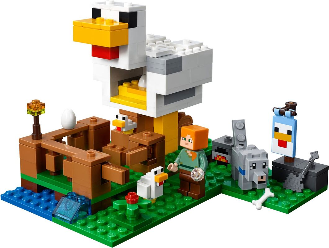 The Chicken Coop components