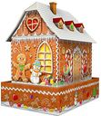Ginger Bread House 3D components