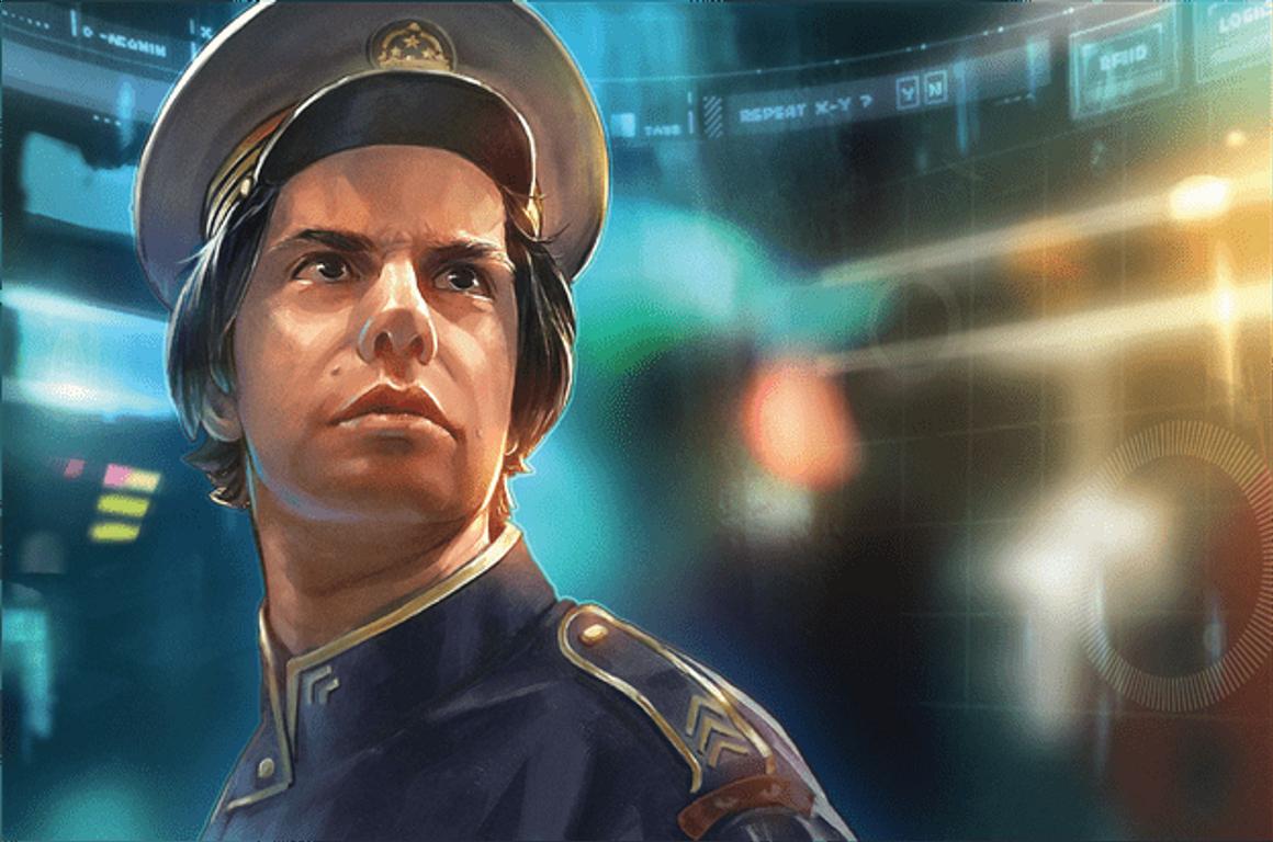 Captain Sonar: Operation Dragon characters