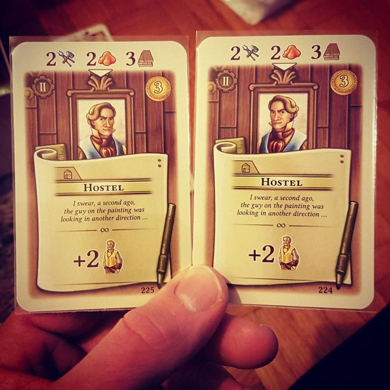 The Colonists cards