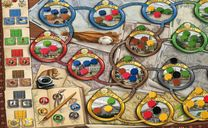 Humboldt's Great Voyage game board