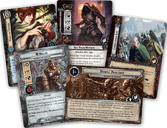 The Lord of the Rings: The Card Game – Trouble in Tharbad cards