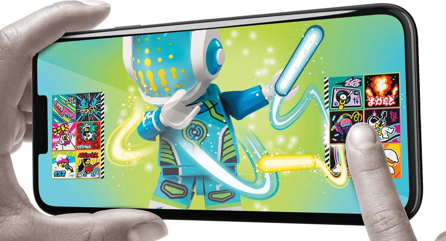 LEGO® VIDIYO™ Alien DJ BeatBox gameplay