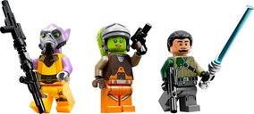 LEGO® Star Wars The Ghost minifigures