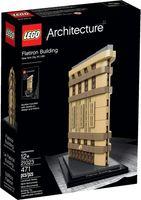 LEGO® Architecture Flatiron building