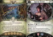 Arkham Horror: The Card Game - Carnevale of Horrors: Scenario Pack cards