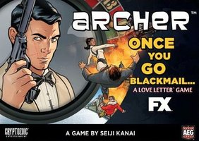Archer: Once You Go Blackmail...
