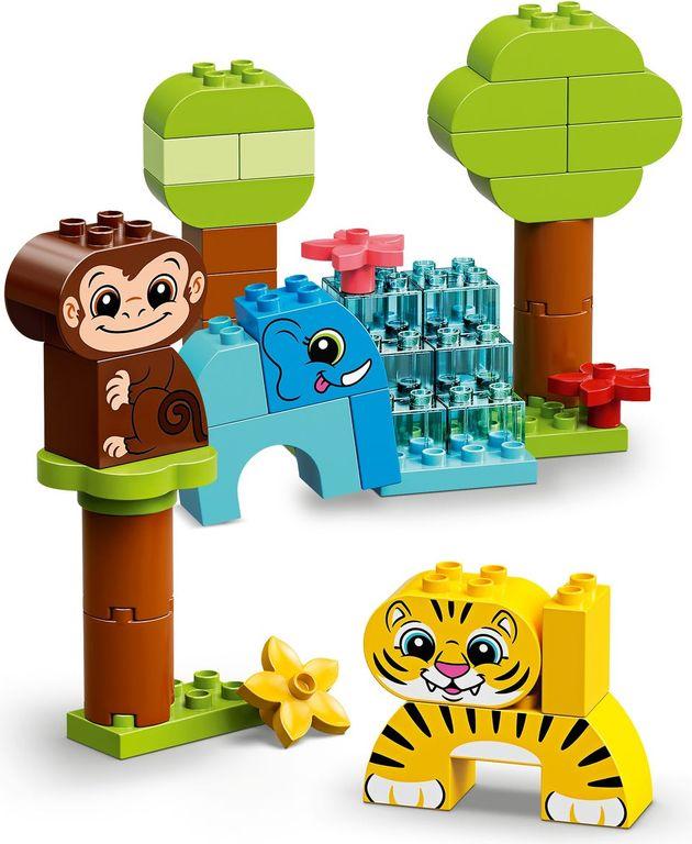 LEGO® DUPLO® Creative animals components