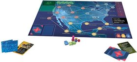 Pandemic: Hot Zone - North America components
