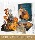Harry Potter Miniatures Adventure Game: Albus Dumbledore Expansion components