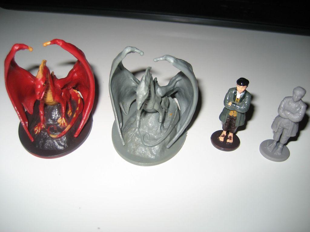 The Hobbit miniatures