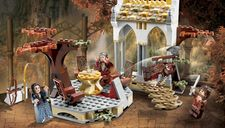 LEGO® The Lord of the Rings The Council of Elrond gameplay