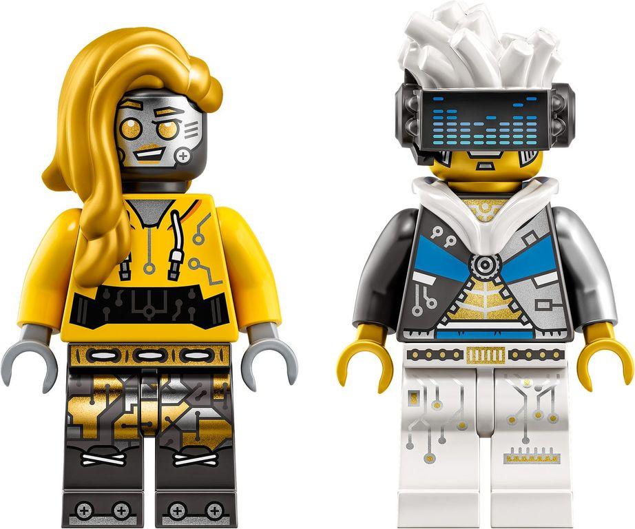 LEGO® VIDIYO™ Robo HipHop Car minifigures