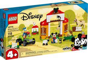 LEGO® Disney Mickey Mouse & Donald Duck's Farm