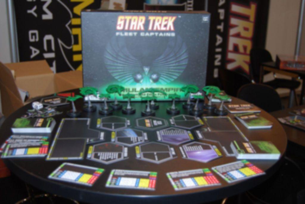 Star Trek: Fleet Captains - Romulan Empire components