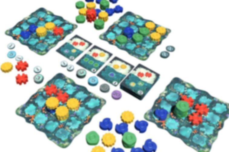 Reef gameplay