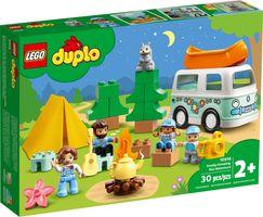 LEGO® DUPLO® Family Camping Van Adventure