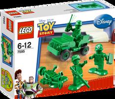 LEGO® Toy Story Army Men on Patrol