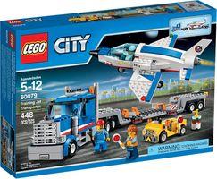LEGO® City Training Jet Transporter