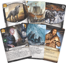 A Game of Thrones: The Card Game (Second Edition)  - Watchers on the Wall cards