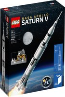 LEGO® Ideas NASA Apollo Saturn V