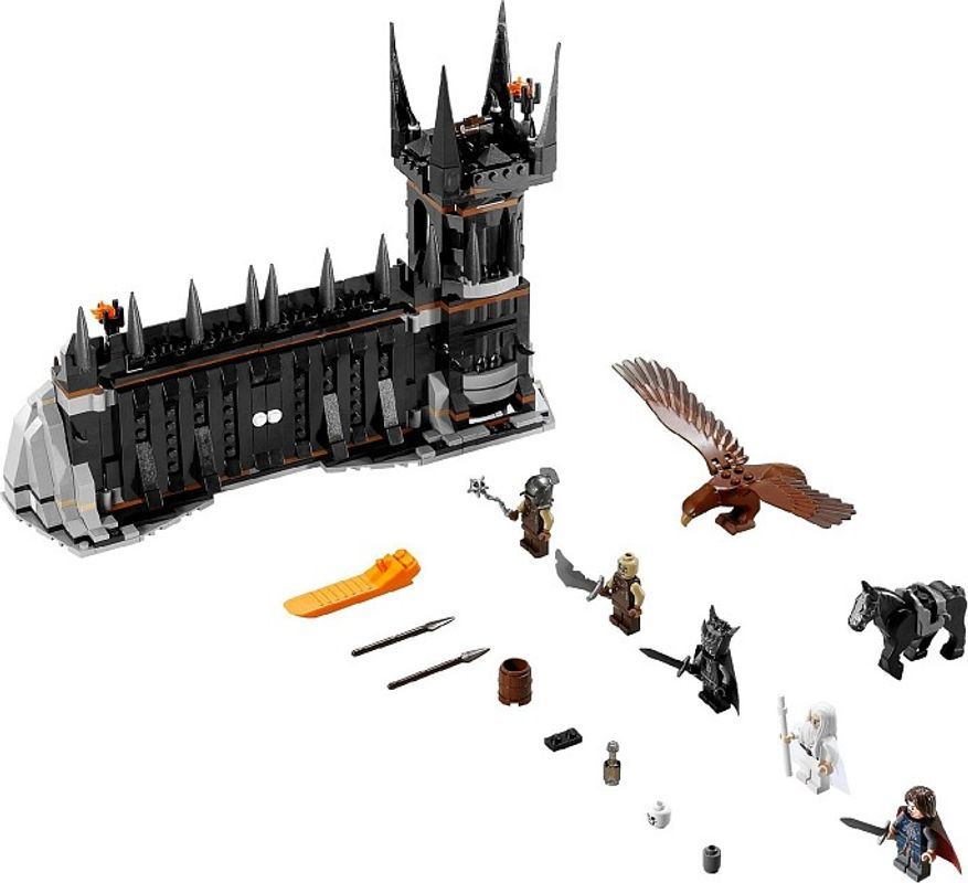 The Battle of the Black Gate components