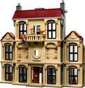 LEGO® Jurassic World Indoraptor Rampage at Lockwood Estate building